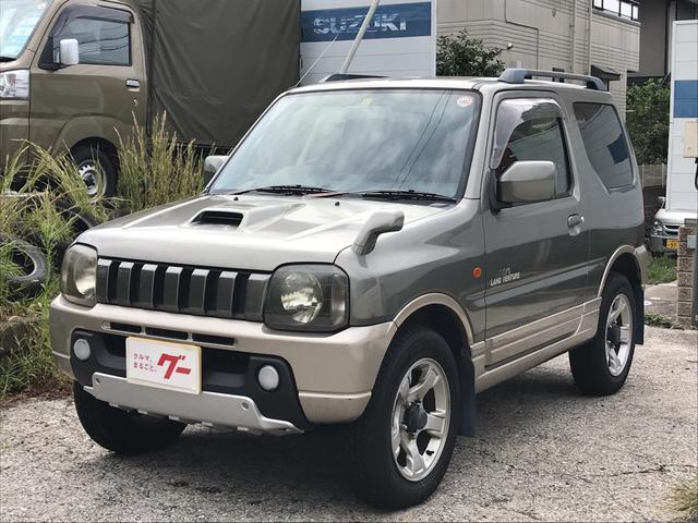 スズキ ランドベンチャー 4WD ETC キーレス ターボ 1オーナ