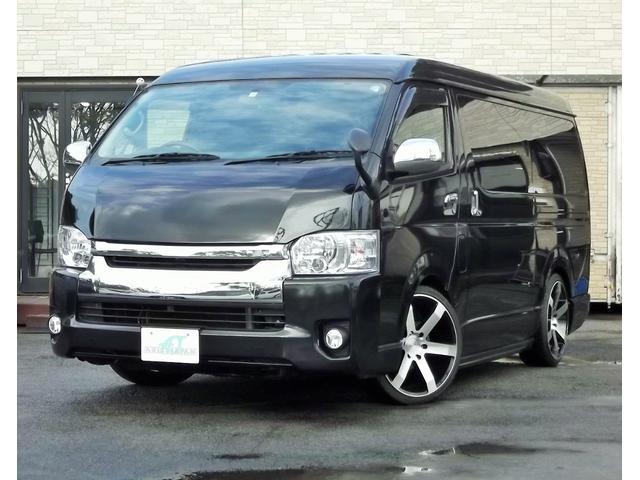 トヨタ GL パワースライド フェイスアップ ナビ リアフルフラット