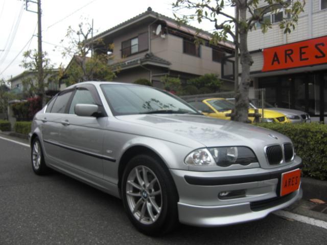 BMW 320i 直6エンジン ナビ アルミ フロントスポイラー