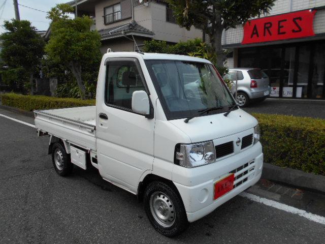 日産 DX 4WD AT AC PS 禁煙車