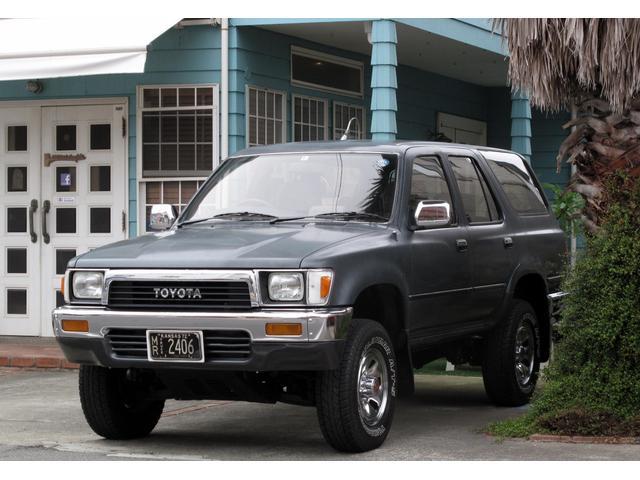 トヨタ SSRリミテッド 29年間ワンオーナー オリジナル塗装