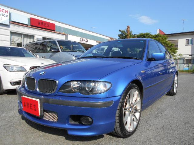 BMW 3シリーズ 318i Mスポーツ リミテッド 最終モデル・特別仕様車・純正18インチアルミ・HID・社外ナビ・バックカメラ・ETC