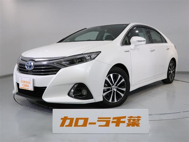 トヨタ S Cパッケージ  フルセグナビ・ETC・バックモニター付き