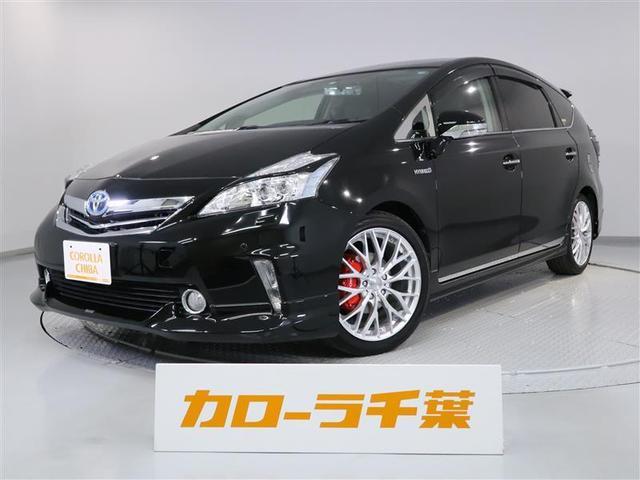 トヨタ G チューンブラック ナビ・ETC・バックカメラ・エアロ
