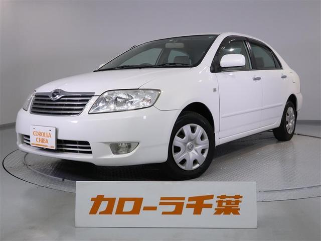 トヨタ カローラ X HID 40thアニバーサリーリミテッド 1.5