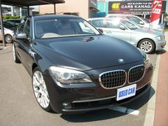 BMW760Li 保証付 リアエンターテイメント 21AW