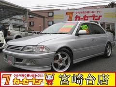 カリーナGT 5速マニュアル ローダウン車高調 社外ナビTV ETC