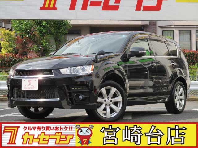 三菱 ローデスト24G 1オーナー 4WD 7人乗 ナビTV