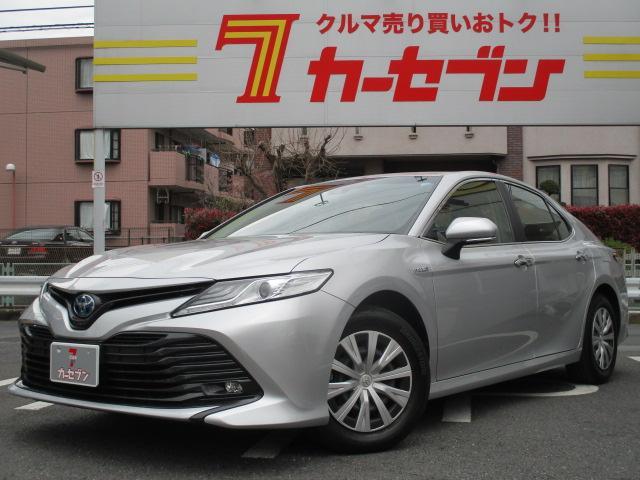 トヨタ X ハイブリッド 純正SDナビ Bカメラ フルセグ店頭買取車