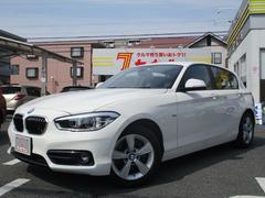 BMW118d スポーツ 1オーナー ターボ LEDライト
