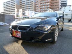 BMW630iレッドレザーガラスサンルーフ