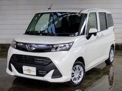 トールX SAII 登録済未使用車・新品ナビ