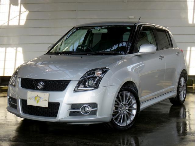 スズキ スポーツリミテッド 5MT・限定車・専用レカロシート・ナビ