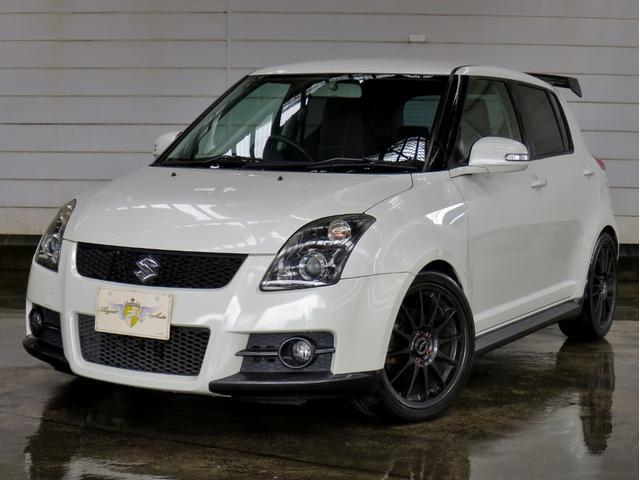 スズキ スポーツ 5MT・TYPE-Tiマフラー・OHLINS車高調