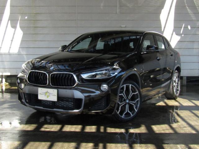 BMW sDrive 18i MスポーツX コンフォートPKG(オートマチック・テールゲート・オペレーション フロント・シート・ヒーティング)Mスポーツ専用19AW 純正ナビ バックカメラ LEDヘッドライト