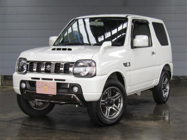 スズキ ジムニー  1オーナー・純正ナビTV・ハーフレザー・4WD・特別仕様車・シートヒーター