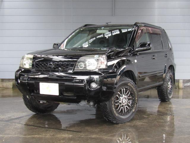 日産 X ナビ・TV・ETC・GRAND TREKタイヤ・LOUNGE LIZARD16インチアルミ・シートヒーター・ドアバイザー・キーレス