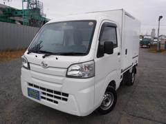 ハイゼットトラック冷蔵冷凍車−7℃ ナビ ETC キーレス