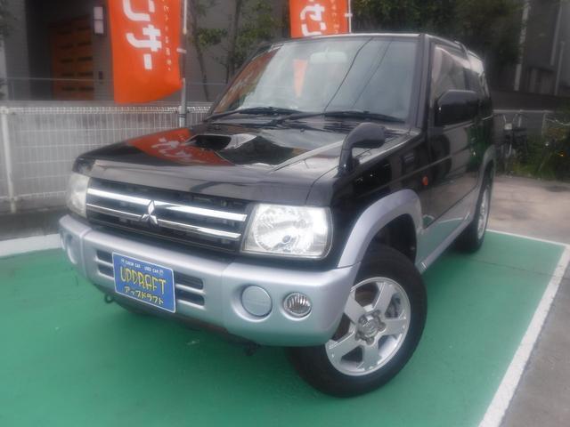 三菱 XR 4WD ターボ