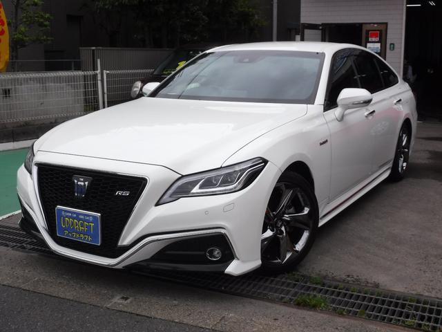 トヨタ RS 1オーナ 純ナビTV LED セーフティセンス ETC