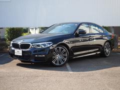BMW523d Mスポーツ ハイラインパッケージ弊社デモカーACC