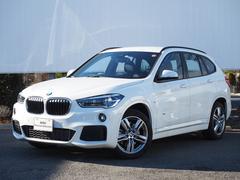 BMW X1xDrive 20i Mスポーツ ACC弊社デモカー禁煙