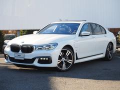 BMW740eアイパフォーマンス Mスポーツ ソフトクローズACC