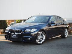 BMW523d Mスポーツ 弊社下取ACC地デジCアクセス18AW