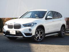 BMW X1sDrive 18i xライン Pゲート地デジLED18AW