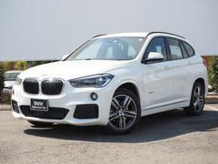 BMW X1sDrive 18i Mスポーツ 弊社下取CアクセスPゲート