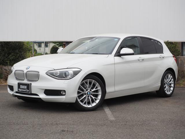 BMW 116i ファッショニスタ クルコンCアクセスBカメ革シート