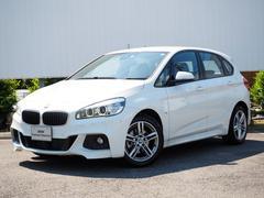 BMW218dアクティブツアラー Mスポーツ パドル弊社Bカメラ