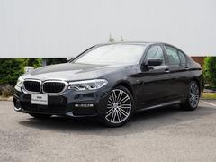 BMW523i Mスポーツ 自動追従19AWパドルシフト地デジ