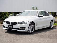 BMW420iクーペ ラグジュアリー 自動追従ベージュ革シート