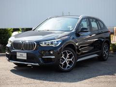 BMW X1sDrive 18i xライン シートヒーター弊社デモカー