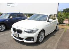 BMW118d Mスポーツ ACCシートヒーターDアシストLED