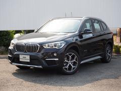 BMW X1xDrive 18d xラインシートヒーターBカメラLED