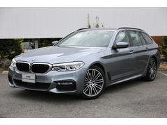 BMW530i  ツーリングMスポーツ 19AW黒革HAD自動追従