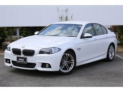BMW523i Mスポーツ 弊社下取HADフルセグ自動追従パドル