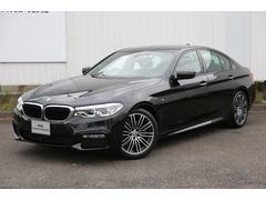 BMW523i Mスポーツ 19AW弊社デモカー自動追従パドルTV