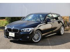 BMW118i Mスポーツ 弊社デモカーACCシートヒーターLED