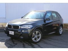 BMW X5xDrive 35d Mスポーツ 弊社デモカー黒革19AW