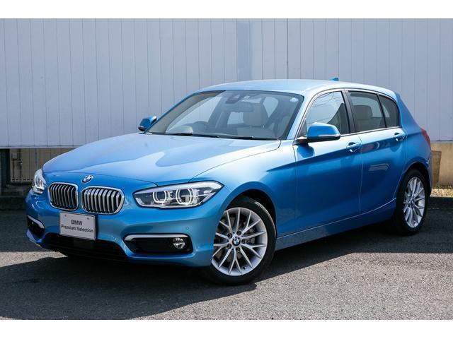 BMW 118i ファッショニスタ オイスターレザー弊社デモカー