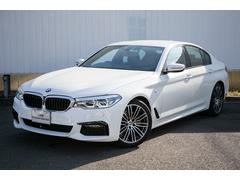 BMW523i Mスポーツ 弊社デモカー19AWフルセグ自動追従