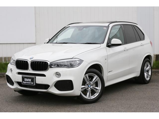 BMW xDrive 35d Mスポーツ 7人乗り弊社下取サンルーフ