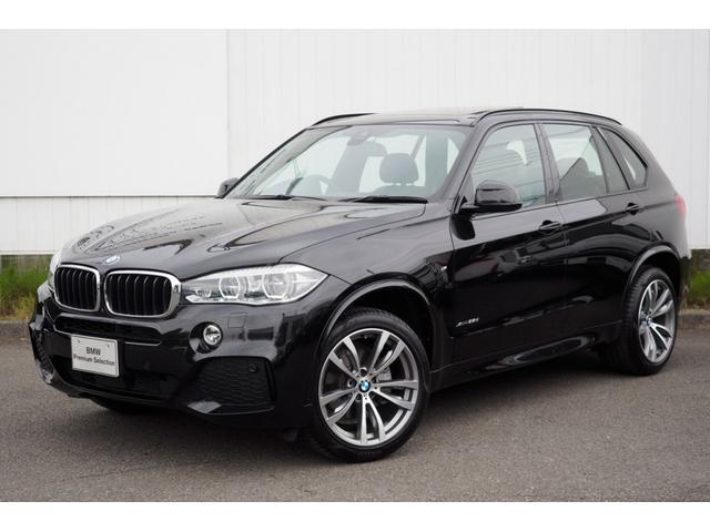 BMW xDrive 35d Mスポーツ 弊社デモACCサンルーフ
