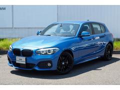 BMW118i Mスポーツ エディションシャドー LED禁煙ACC