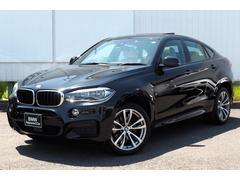 BMW X6xDrive 35i Mスポーツ 下取車セレクトPサンルーフ