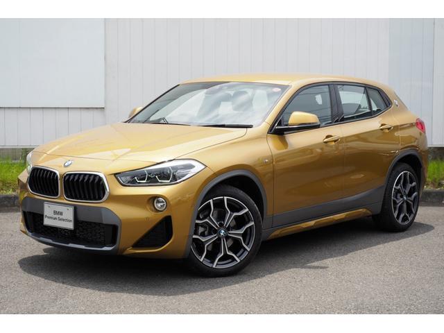 BMW xDrive 18d MスポーツX 弊社デモカーBカメACC