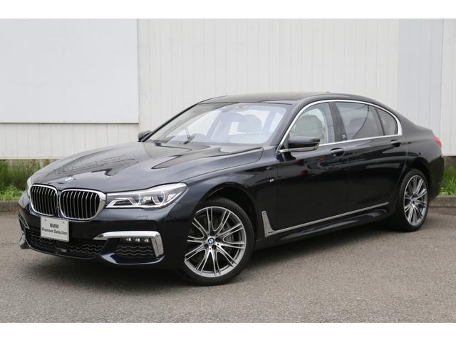 BMW 750Li 40ヤーレ 全国7台サンルーフ弊社デモカーACC